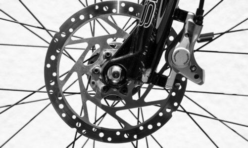 Elektrische fietsen rijden